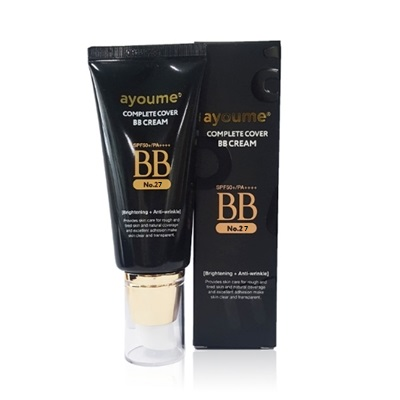 Крем ББ AYOUME COMPLETE COVER BB CREAM_#27(50ml)