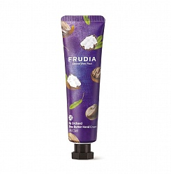 Крем для рук с маслом ши Frudia Squeeze Therapy Shea Butter Hand Cream, 30 г