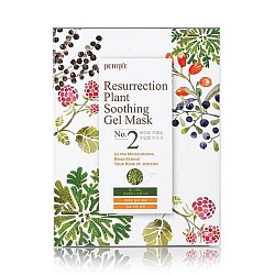 Маска для лица тканевая иерихонская роза Resurrection Plant Soothing Gel Mask