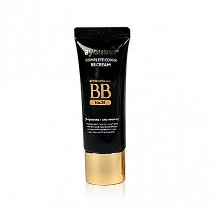 Крем ББ AYOUME COMPLETE COVER BB CREAM_#25(20ml)