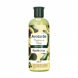 Эмульсия с экстрактом авокадо FarmStay Avocado Premium Pore Emulsion, 350 мл