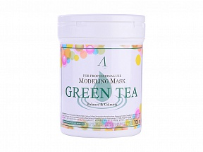 Маска альгинатная с экстр. зел.чая усп. (банка) 700мл Green Tea Modeling Mask /container 240гр