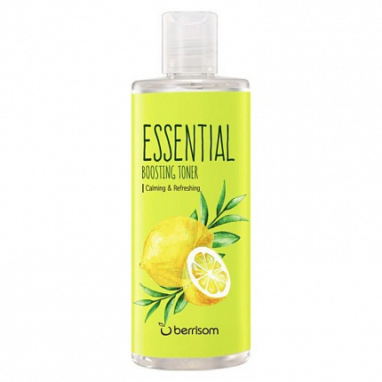 Essential Тоник для лица Essential Boosting Toner - TeeTree & Lemon 265ml