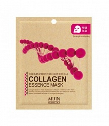 Маска для лица тканевая коллаген COLLAGEN ESSENCE MASK 25гр
