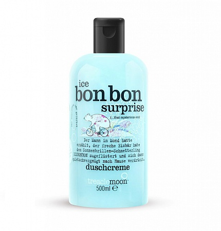 Гель для душа мятный леденец Ice Bon Bon bath & shower gel, 500 мл
