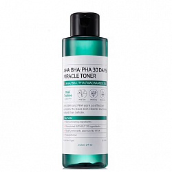 Тонер для лица Some By Mi AHA-BHA-PHA 30 Days Miracle Toner, 150 мл