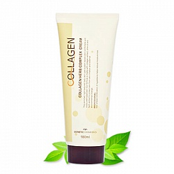 Крем для лица Collagen Herb Complex Cream, 180 мл