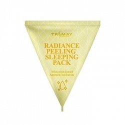 Ночная маска-пилинг для лица TRIMAY Radiance Peeling Sleeping Pack, 3 гр