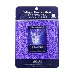 Маска тканевая для лица Коллаген Collagen Essence Mask 23гр