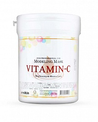 Маска альгинатная с витамином С (банка) 700мл Vitamin-C Modeling Mask  / container 240гр
