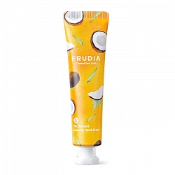 Крем для рук c кокосом Frudia Squeeze Therapy Coconut Hand Cream, 30 г