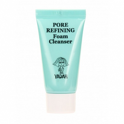 Пенка для умывания YADAH PORE REFINING FOAM CLEANSER 15ml