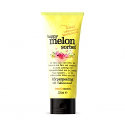 Скраб для тела дынный сорбет Happy melon sorbet  Body scrub, 225 мл