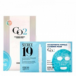Маска-активатор КАРБОКСИТЕРАПИЯ/ПАУЧ CO2 Esthetic Formula Carbonic Mask,1шт