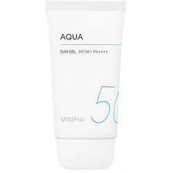 Солнцезащитный крем-гель Missha All Around Safe Block - Aqua Sun Gel SPF50+ PA++++