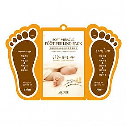 Пилинг для ног Foot peeling pack 2*15мл